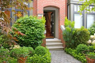 Photo 3: 1709 MAPLE Street in Vancouver: Kitsilano Townhouse for sale (Vancouver West)  : MLS®# V1066186