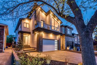 Main Photo: 421 29 Avenue NE in Calgary: Winston Heights/Mountview Detached for sale : MLS®# A1113555