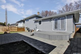 Photo 33: 714 McIntosh Street North in Regina: Walsh Acres Residential for sale : MLS®# SK849801