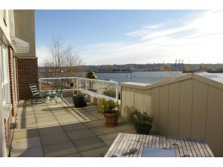 """Photo 3: 204 1250 QUAYSIDE Drive in New Westminster: Quay Condo for sale in """"THE PROMENADE"""" : MLS®# V919587"""