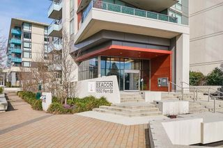 """Photo 2: 804 1550 FERN Street in North Vancouver: Lynnmour Condo for sale in """"BEACON AT SEYLYNN VILLAGE"""" : MLS®# R2570850"""