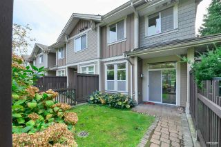 "Photo 21: 1 5661 IRMIN Street in Burnaby: Metrotown Townhouse for sale in ""Macpherson Walk West"" (Burnaby South)  : MLS®# R2505840"