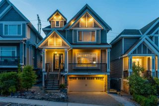 Photo 1: 3439 GISLASON AVENUE in Coquitlam: Burke Mountain House for sale : MLS®# R2391578