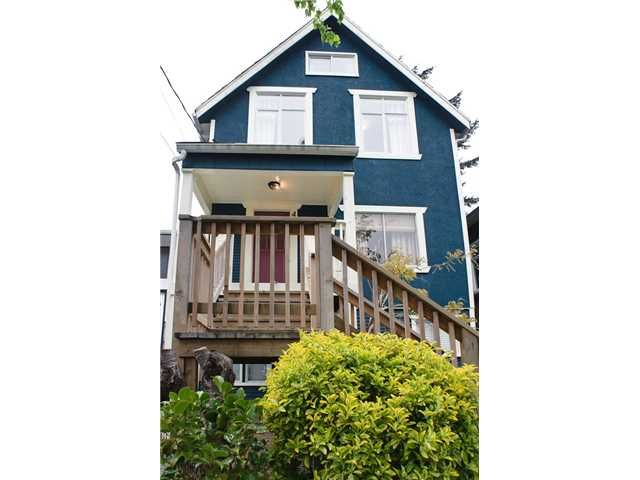 Main Photo: 4167 JOHN Street in Vancouver: Main House for sale (Vancouver East)  : MLS®# V826042
