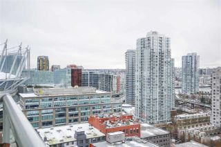 """Photo 3: 1508 821 CAMBIE Street in Vancouver: Downtown VW Condo for sale in """"Raffles"""" (Vancouver West)  : MLS®# R2343787"""