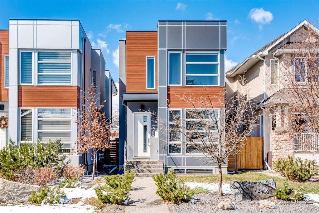 Main Photo: 2405 32 Street SW in Calgary: Killarney/Glengarry Detached for sale : MLS®# A1096998