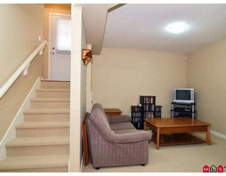 """Photo 6: 5 20460 66TH Avenue in Langley: Willoughby Heights Townhouse for sale in """"Willow Edge"""" : MLS®# F2809393"""