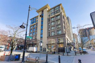 """Photo 2: 213 121 BREW Street in Port Moody: Port Moody Centre Condo for sale in """"ROOM (AT SUTERBROOK)"""" : MLS®# R2551118"""
