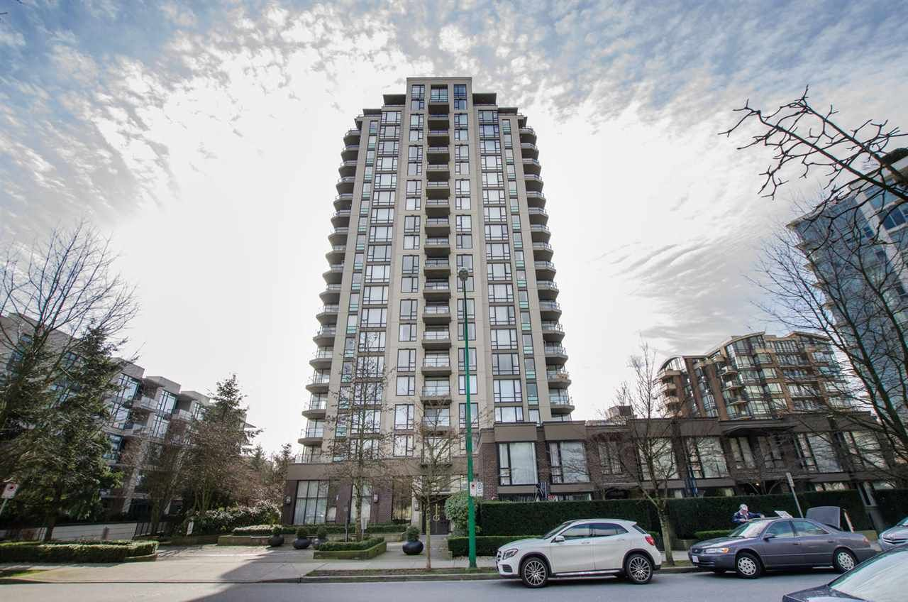 "Main Photo: 1307 151 W 2ND Street in North Vancouver: Lower Lonsdale Condo for sale in ""The Sky"" : MLS®# R2439963"