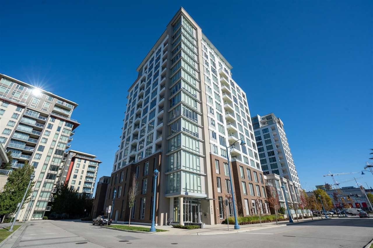 Main Photo: 607 7333 MURDOCH Avenue in Richmond: Brighouse Condo for sale : MLS®# R2511755
