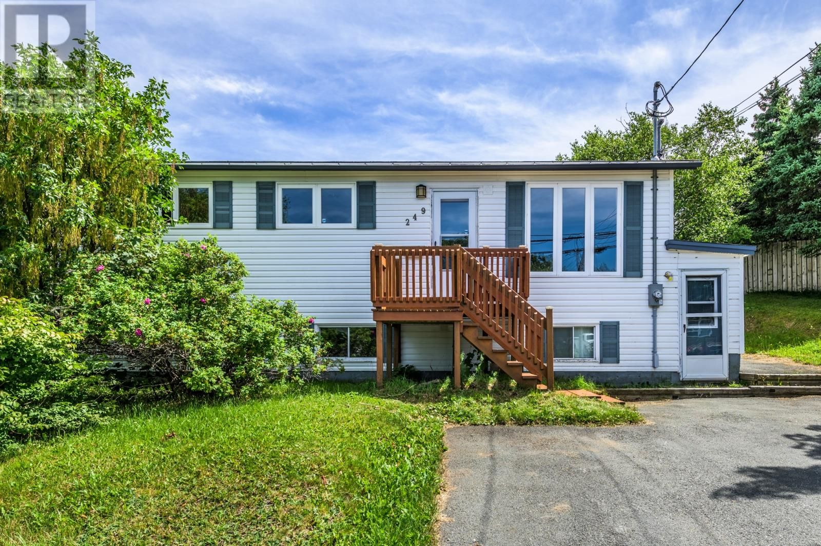 Main Photo: 249 Mundy Pond Road in St. John's: House for sale : MLS®# 1235613