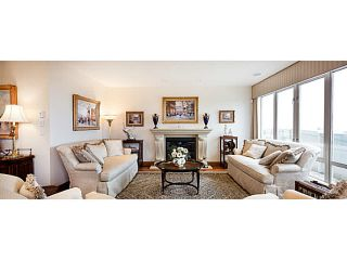 """Photo 6: 1200 5850 BALSAM Street in Vancouver: Kerrisdale Condo for sale in """"Claridge Building"""" (Vancouver West)  : MLS®# V1098054"""