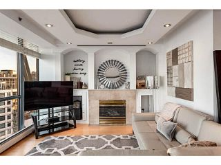 """Photo 5: 1502 1177 PACIFIC Boulevard in Vancouver: Yaletown Condo for sale in """"PACIFIC PLAZA"""" (Vancouver West)  : MLS®# V1122980"""