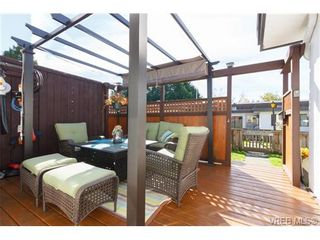 Photo 15: 8 3060 Harriet Rd in VICTORIA: SW Gorge Row/Townhouse for sale (Saanich West)  : MLS®# 714815