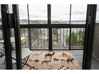 Photo 8: 1007 145 ST. GEORGES Avenue in North Vancouver: Lower Lonsdale Condo for sale : MLS®# V1117456