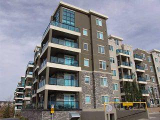 Photo 1: # 408 1238 WINDERMERE WY in Edmonton: Zone 56 Condo for sale : MLS®# E3391418