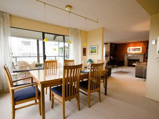 """Photo 3: 801 2150 W 40TH Avenue in Vancouver: Kerrisdale Condo for sale in """"WEDGEWOOD"""" (Vancouver West)  : MLS®# V921042"""