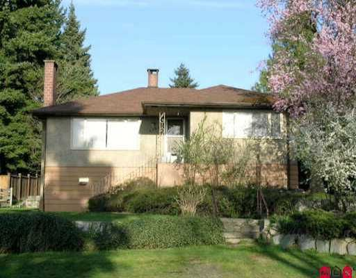 """Main Photo: 9622 TOWNLINE DI in Surrey: Royal Heights House for sale in """"ROYAL HEIGHTS"""" (North Surrey)  : MLS®# F2510294"""