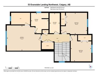 Photo 32: 53 EVANSDALE Landing NW in Calgary: Evanston Detached for sale : MLS®# A1104806