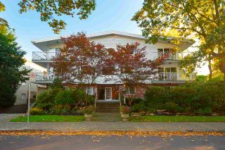 """Photo 1: 203 1696 W 10TH Avenue in Vancouver: Fairview VW Condo for sale in """"Landmark Plaza"""" (Vancouver West)  : MLS®# R2512811"""