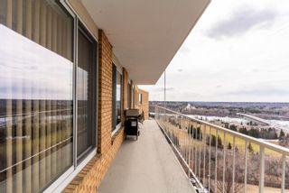 Photo 28: 704 12207 JASPER Avenue in Edmonton: Zone 12 Condo for sale : MLS®# E4256969