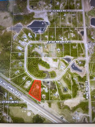 Photo 1: 73 52122 RGE RD 210: Rural Strathcona County Rural Land/Vacant Lot for sale : MLS®# E4252259