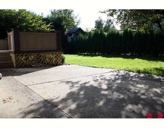 "Photo 8: 2839 WOODLAND Street in Abbotsford: Central Abbotsford House for sale in ""East Abby"" : MLS®# F2921747"