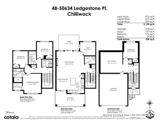 Photo 23: 48 50634 LEDGESTONE Place in Chilliwack: Eastern Hillsides House for sale : MLS®# R2557985