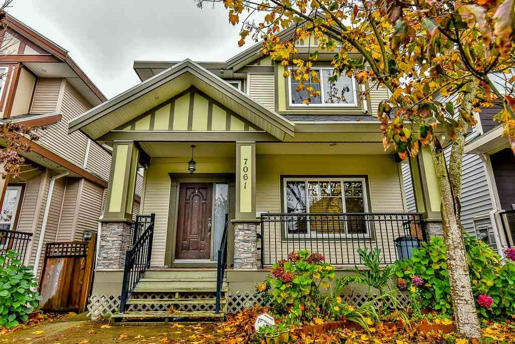 Main Photo: 7061 144A Street in Surrey: East Newton House for sale : MLS®# R2120787