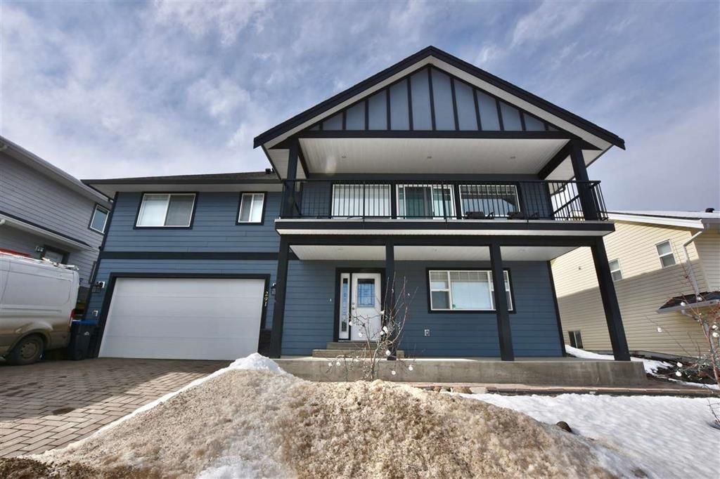Main Photo: 291 Foster Way in Williams Lake: House for sale : MLS®# R2546909