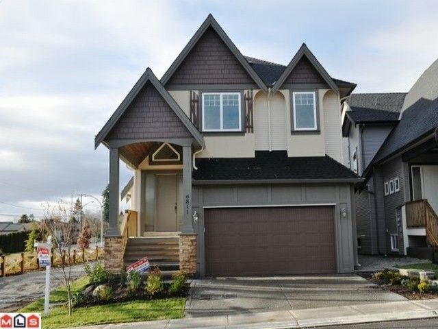"""Main Photo: 6811 - 199A St in Langley: Willoughby Heights House for sale in """"WILLOUGHBY HEIGHTS"""" : MLS®# F1103458"""