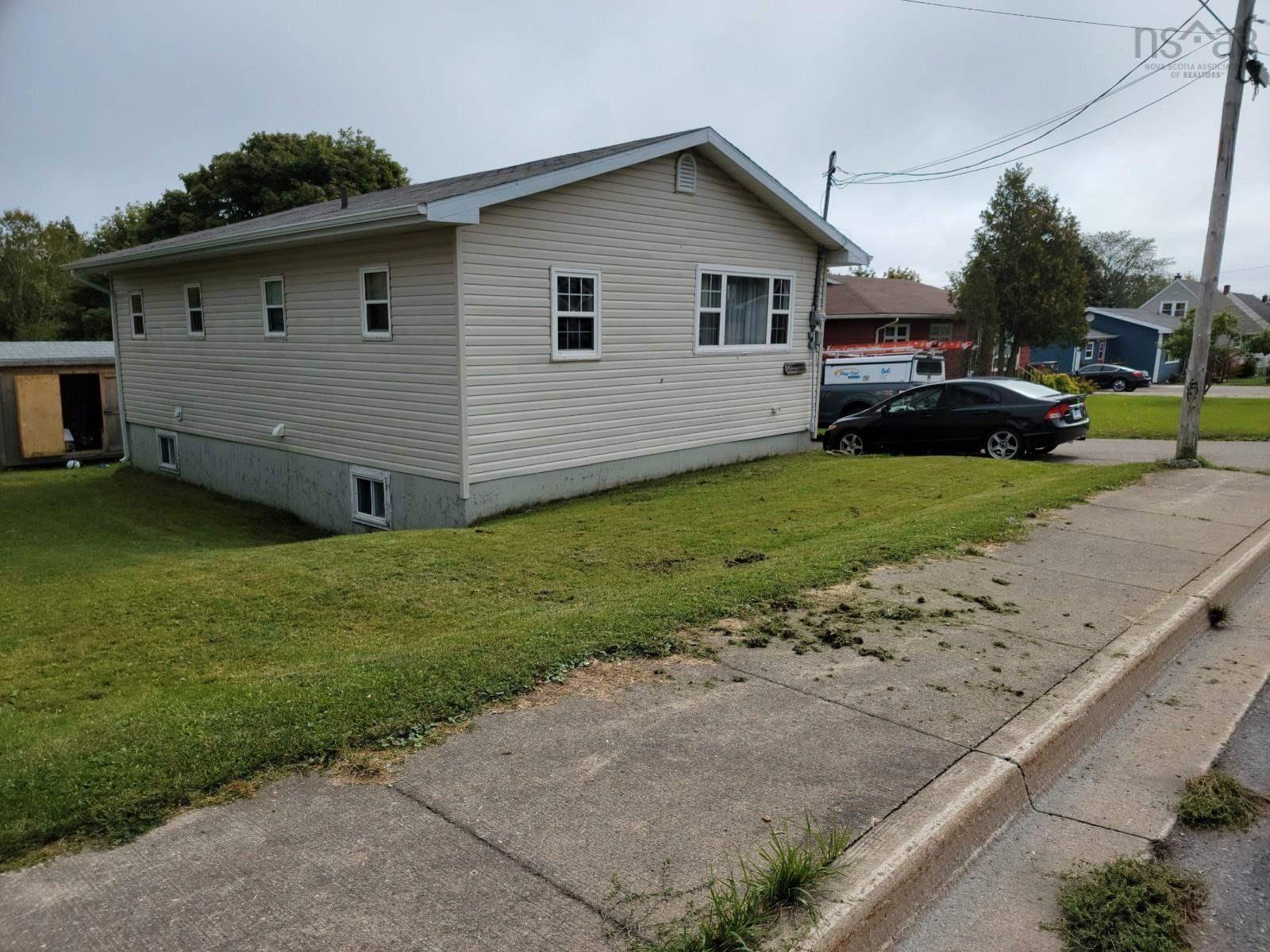 Main Photo: 29 Moulton Avenue in North Sydney: 205-North Sydney Residential for sale (Cape Breton)  : MLS®# 202124541