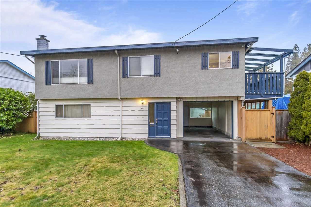 """Main Photo: 3983 ST. THOMAS Street in Port Coquitlam: Lincoln Park PQ House for sale in """"SUN VALLEY"""" : MLS®# R2424368"""