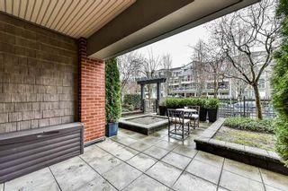 "Photo 18: 118 2468 ATKINS Avenue in Port Coquitlam: Central Pt Coquitlam Condo for sale in ""BORDEAUX"" : MLS®# R2255247"