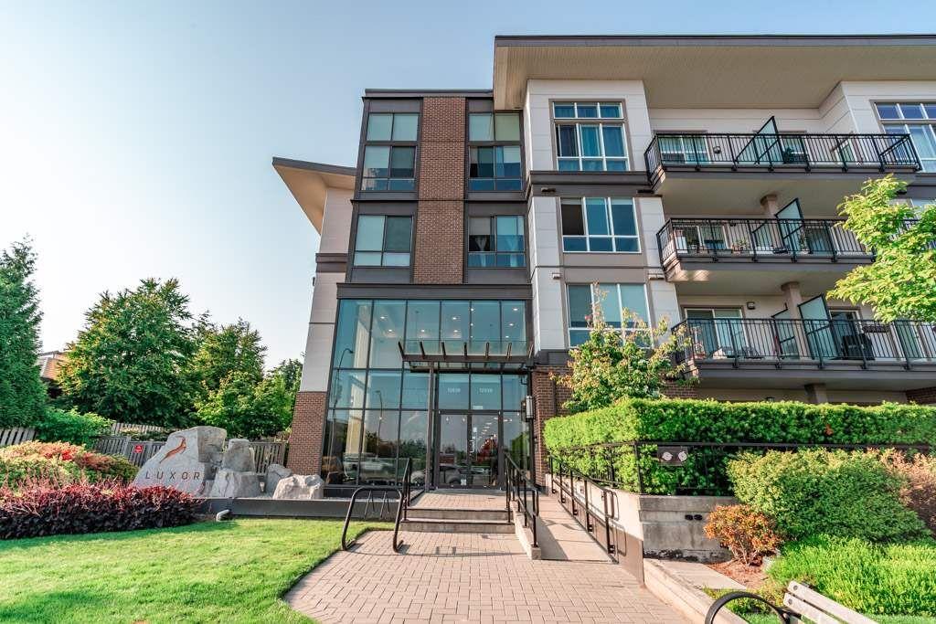 Main Photo: 307 12039 64 Avenue in Surrey: West Newton Condo for sale : MLS®# R2370615