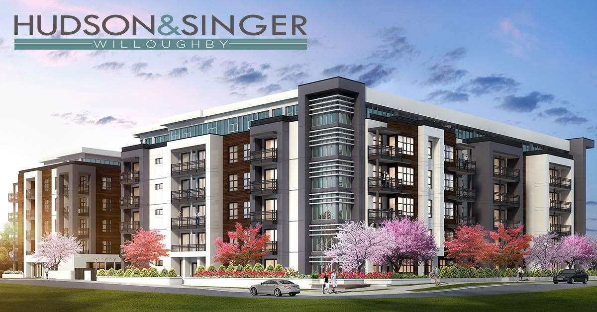 """Main Photo: 407 20838 78B in Langley: Willoughby Heights Condo for sale in """"HUDSON & SINGER"""" : MLS®# R2444896"""