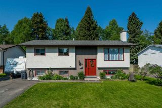 Photo 1: 7957 LOYOLA Crescent in Prince George: Lower College House for sale (PG City South (Zone 74))  : MLS®# R2374570