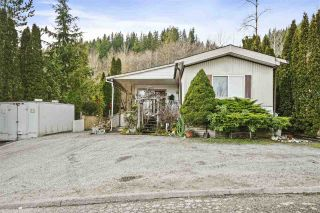 "Photo 2: 137 10221 WILSON Street in Mission: Stave Falls Manufactured Home for sale in ""Triple Creek Estates"" : MLS®# R2539100"
