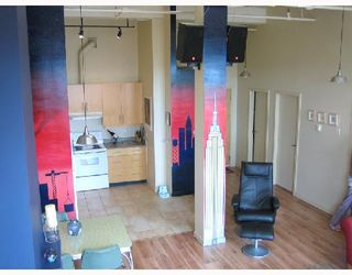 """Photo 3: 312 549 COLUMBIA Street in New_Westminster: Downtown NW Condo for sale in """"C2C LOFTS"""" (New Westminster)  : MLS®# V660543"""