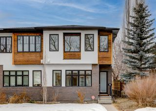 Photo 1: 3823 15A Street SW in Calgary: Altadore Semi Detached for sale : MLS®# A1079159