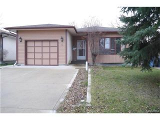 Photo 1: 76 Dorge Drive in Winnipeg: St Norbert Residential for sale (1Q)  : MLS®# 1629438