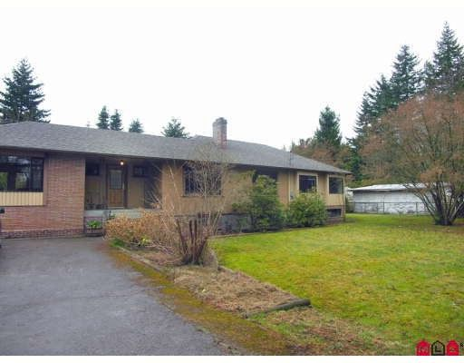 Main Photo: 4473 200TH Street in Langley: Langley City House for sale : MLS®# F2904526