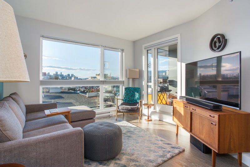 "Main Photo: 412 1588 E HASTINGS Street in Vancouver: Hastings Condo for sale in ""Boheme"" (Vancouver East)  : MLS®# R2239215"