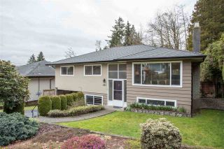 Photo 1: 851 PLYMOUTH Drive in North Vancouver: Windsor Park NV House for sale : MLS®# R2448395
