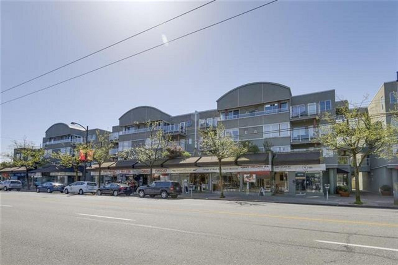 Main Photo: 210 3280 W BROADWAY in Vancouver: Kitsilano Condo for sale (Vancouver West)  : MLS®# R2561990