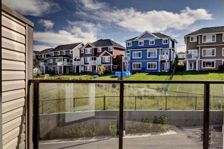 Photo 19: 102 501 RIVER HEIGHTS Drive: Cochrane Row/Townhouse for sale : MLS®# C4266118