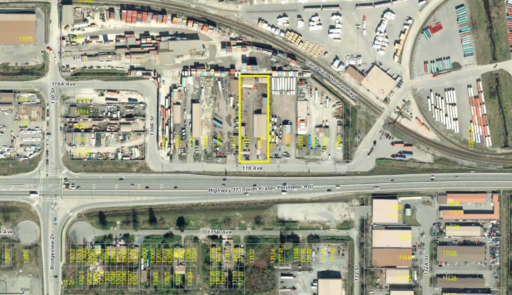 Main Photo: 13127 & 13135 in Surrey: Bridgeview Land Commercial for sale