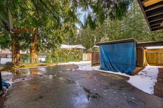 Photo 37: 1225 FOSTER Avenue in Coquitlam: Central Coquitlam House for sale : MLS®# R2544071