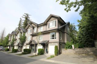 """Photo 1: 34 4967 220 Street in Langley: Murrayville Townhouse for sale in """"Winchester"""" : MLS®# R2275633"""