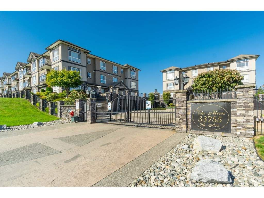 """Main Photo: A116 33755 7TH Avenue in Mission: Mission BC Condo for sale in """"THE MEWS"""" : MLS®# R2508511"""